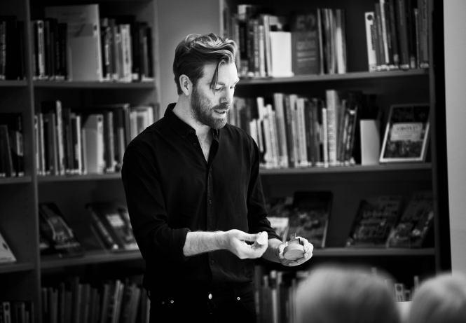 Marcus Klasson om män, mat och status